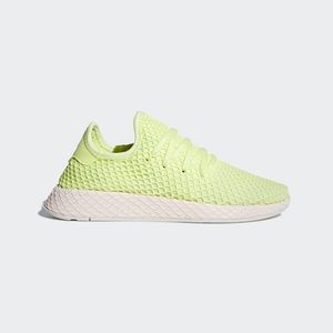 830cafa5adb84 adidas Shoes - Adidas Deerupt Runner Sneaker in Glow